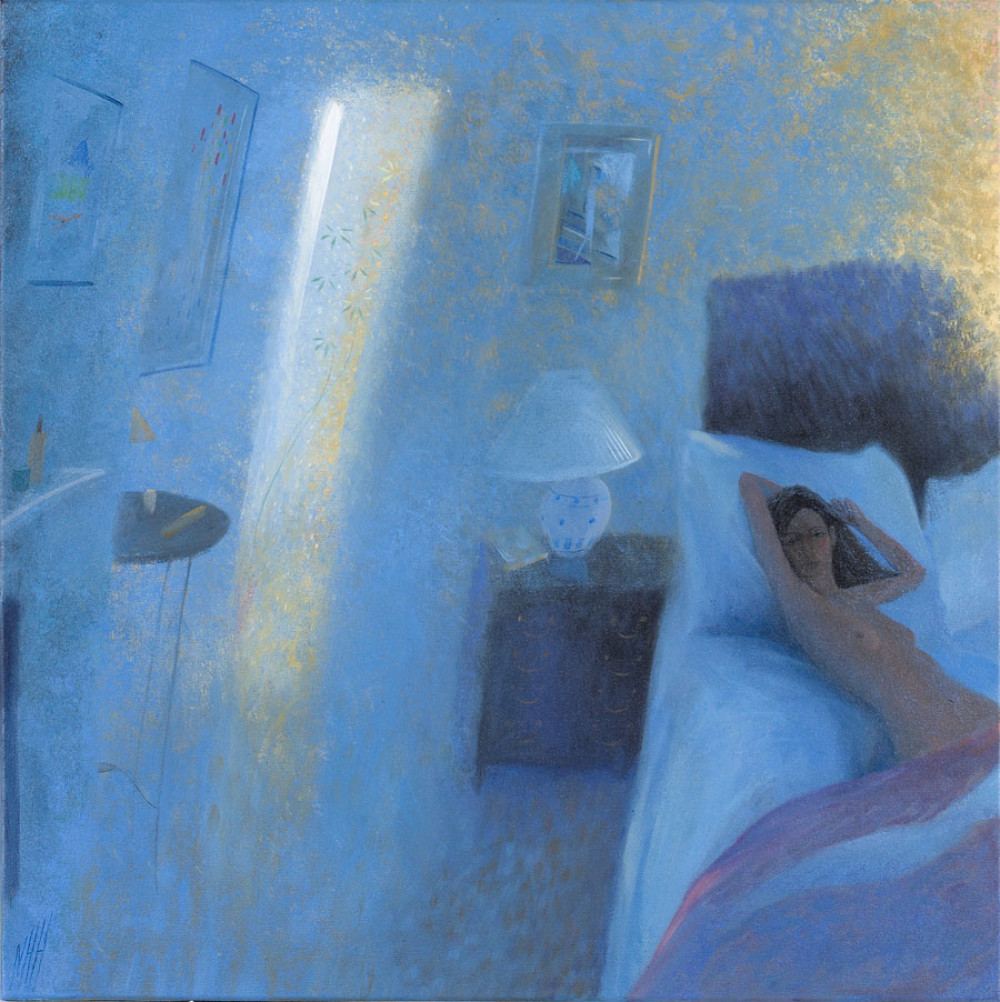 Bedroom – Summer Morning