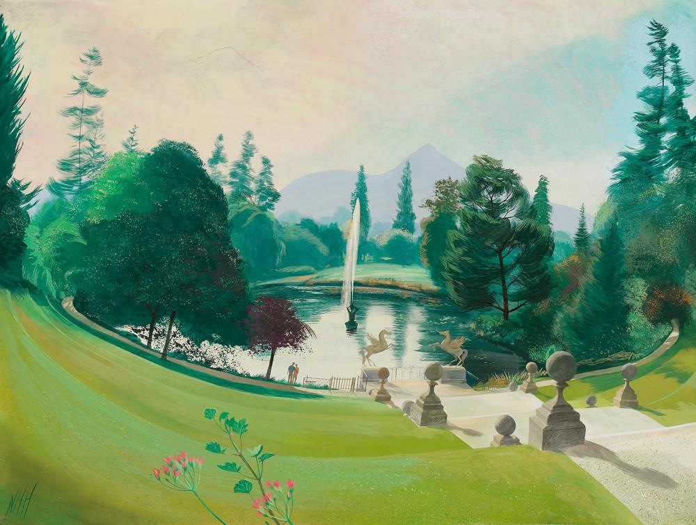 The Lake, Powerscourt