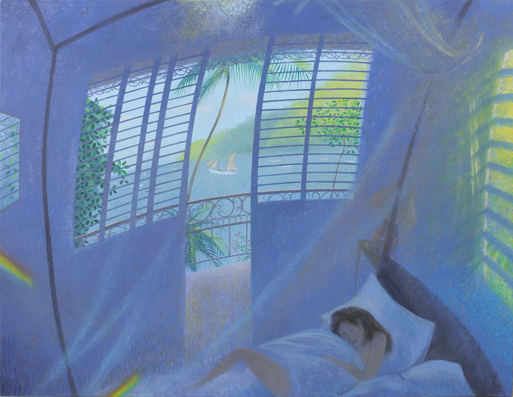 Waking in the Early Morning Light – Bequia