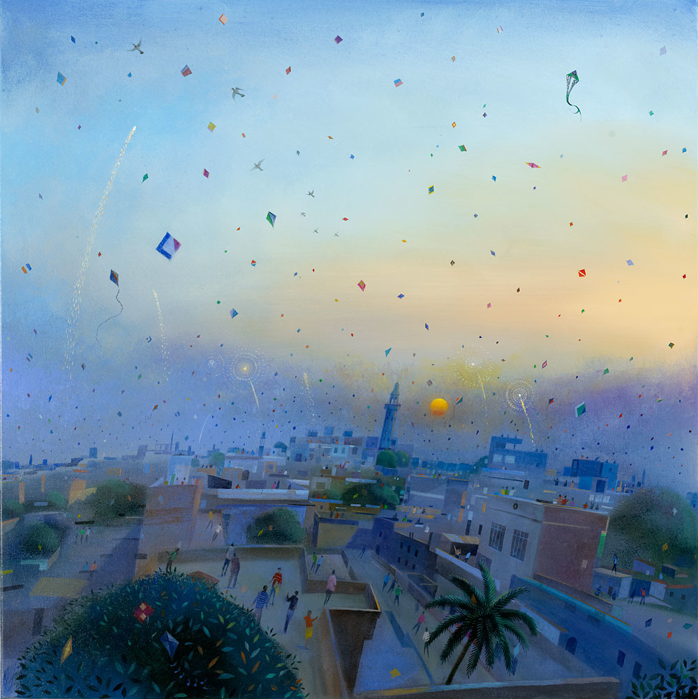 The Kite Festival, Jaipur
