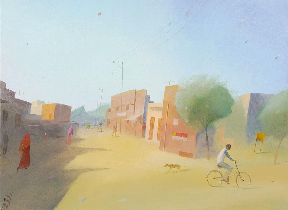 A Street in Jaipur