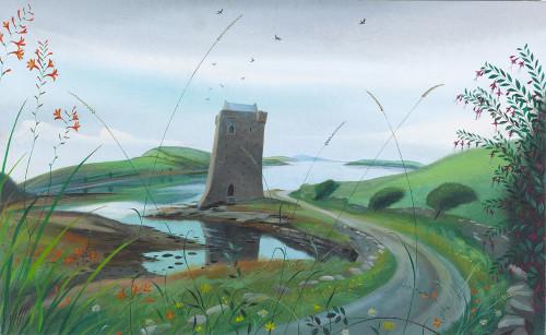 Grainne O'Malley's Castle