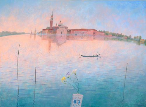 Lagoon – Towards San Giorgio Maggiore