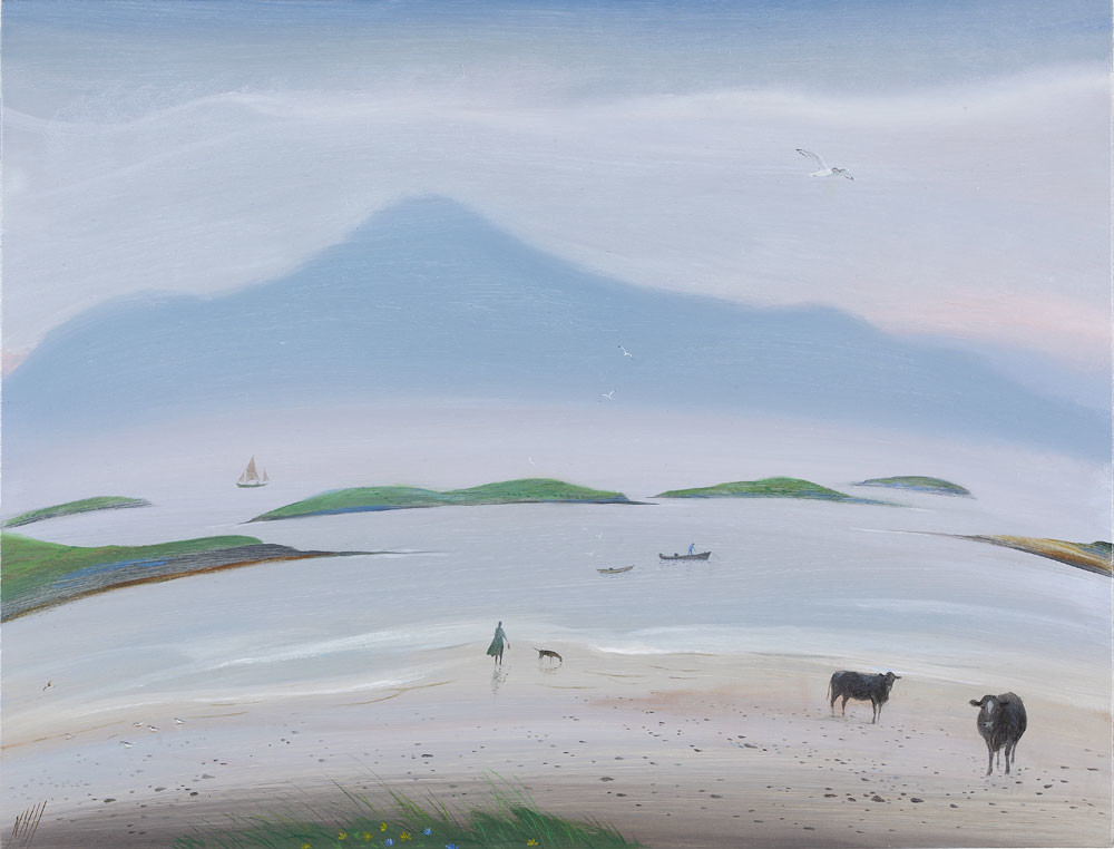 Across the Bay to Croagh Patrick