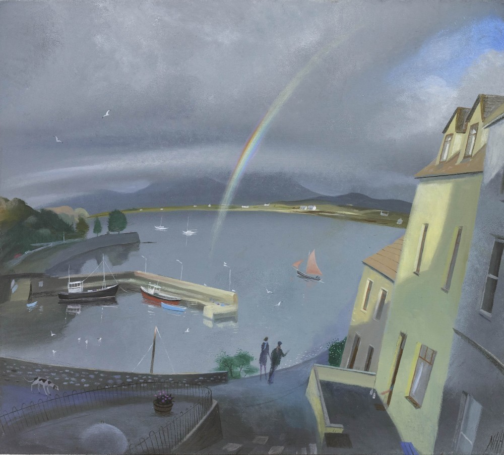 The Arrival, Roundstone
