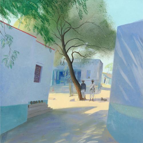 Street near Nimaj