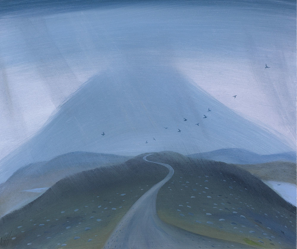Lonely Mountain Road