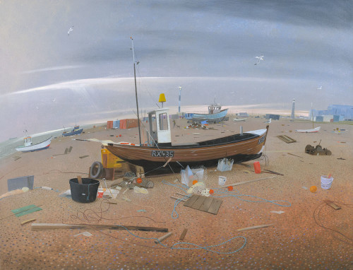 The Old Fishing Boat – Dungeness