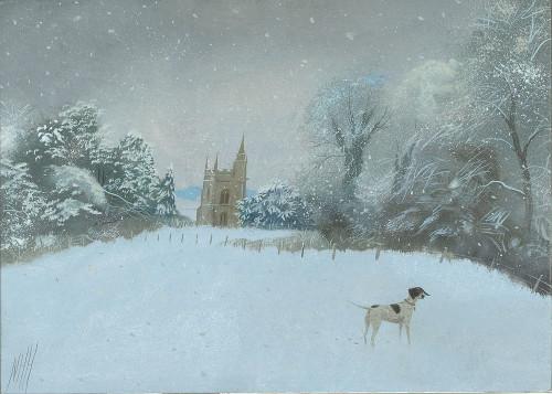 Snowstorm – Pimperne