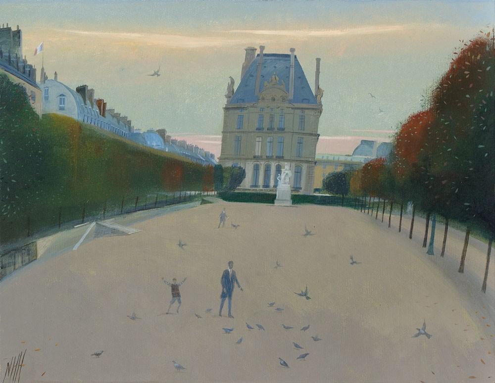 Tuileries Gardens – Paris