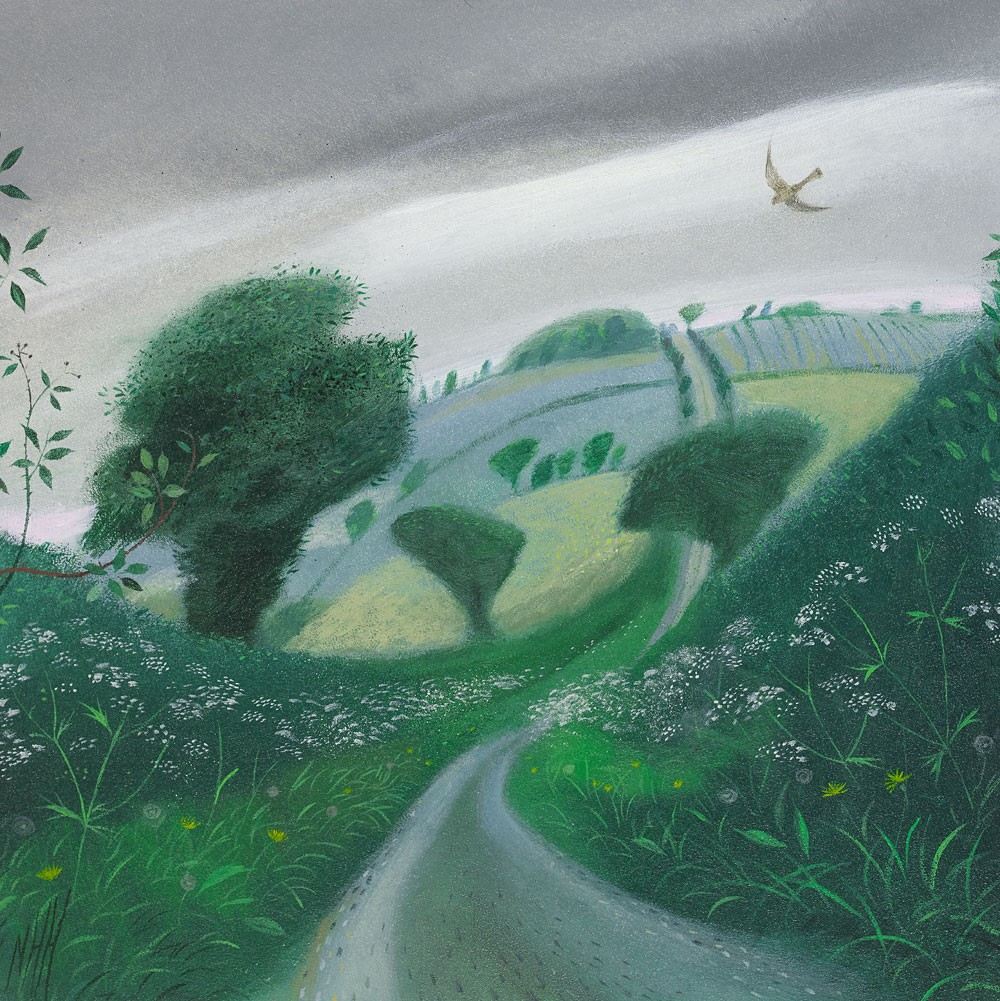 A Winding Lane