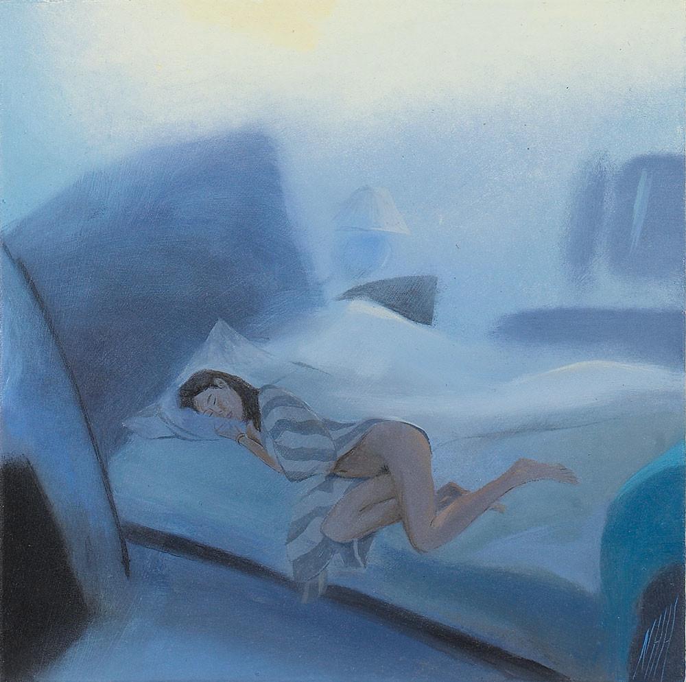 Bedroom – Morning Light