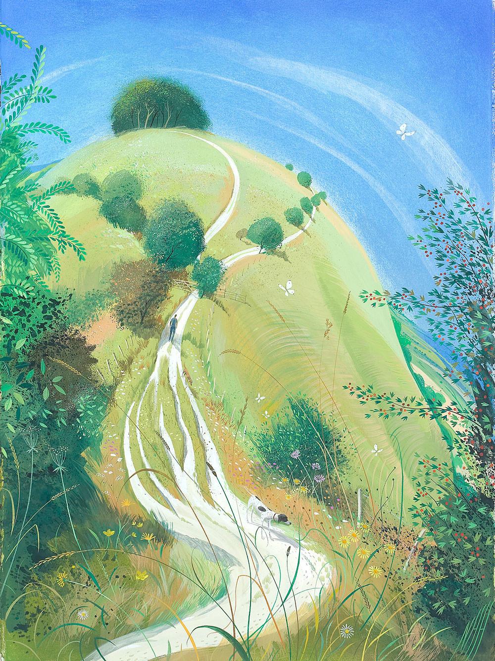 Chalk Paths – Win Green