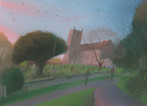 The Meeting – Gussage-All-Saints