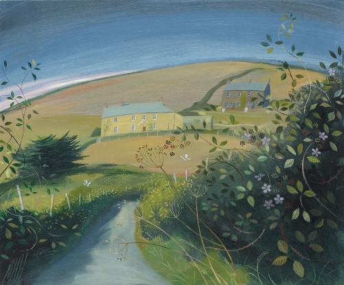 Yellow Farmhouse – Cornwall