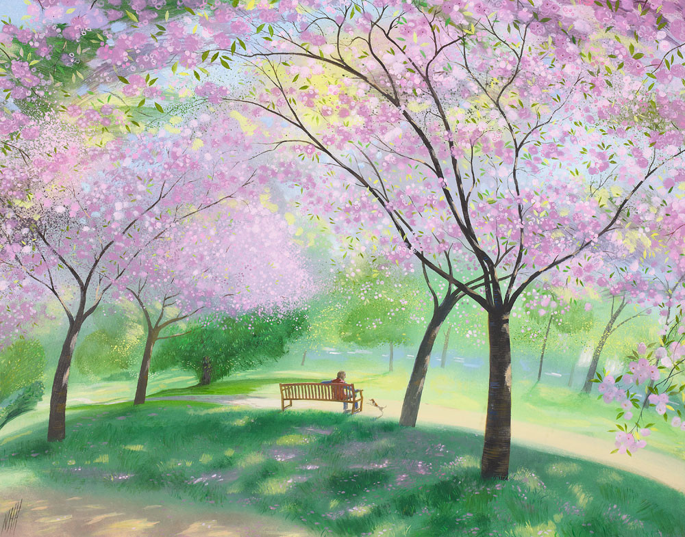 Blossom in the Park