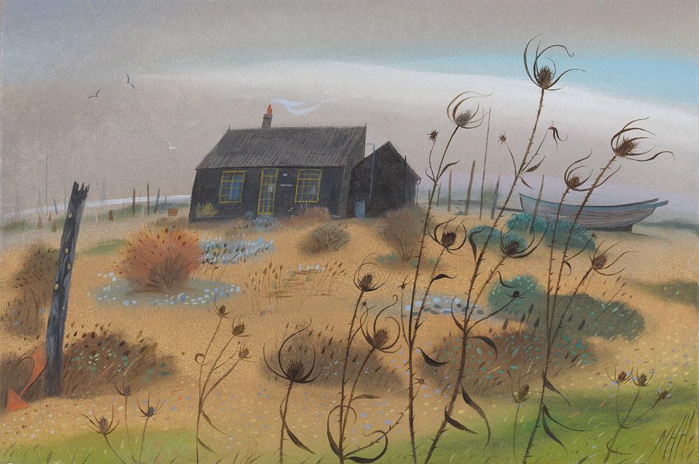 Prospect Cottage, Dungeness (Derek Jarman's House)