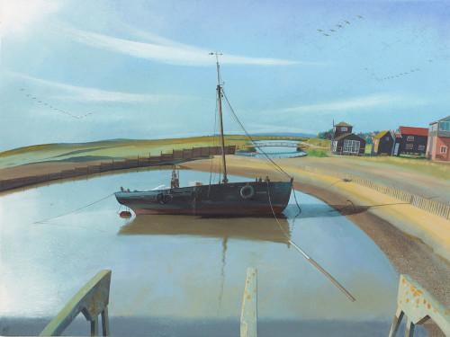The Old Fishing Boat, Walberswick