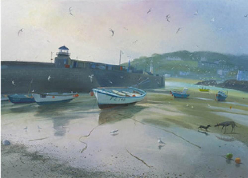 Low Tide – St Ives