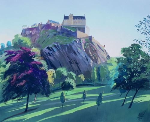 Edinburgh Castel (1997)