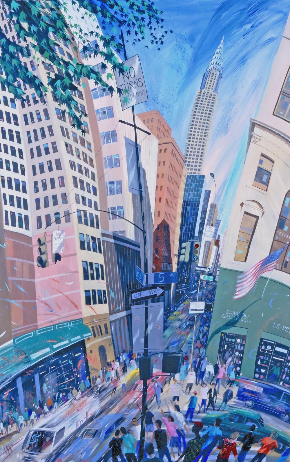 West 42nd Street, New York (1998)