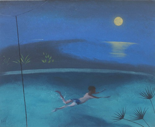 Night Swimmer
