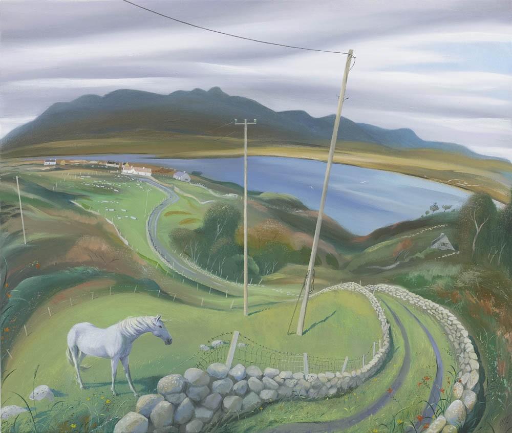 Connemara Afternoon