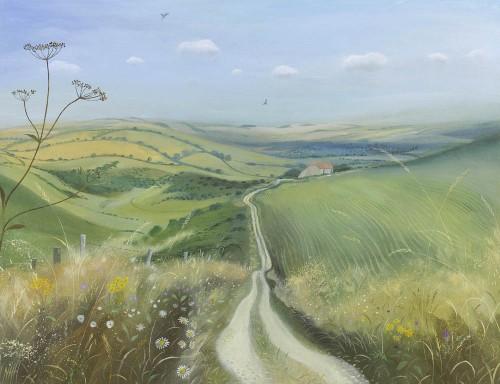 The Path to Down Farm